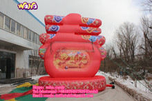 Advertising inflatable replicate letters to celebrate the chinese New year C-192