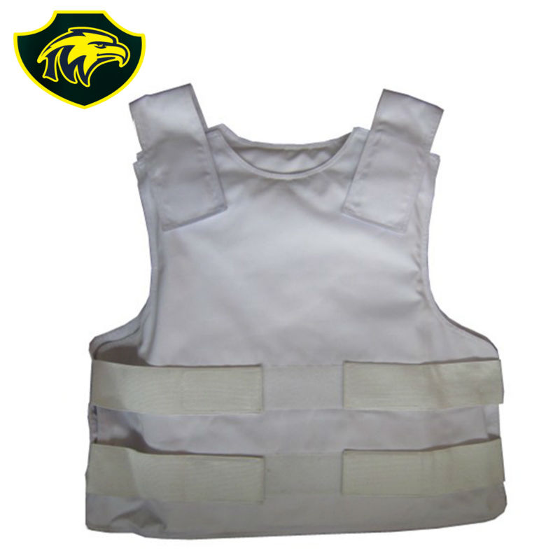 Molle tactical body armor inside bulletproof vest