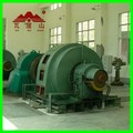 high efficient hydro turbine 3mw generator alternative energy generators