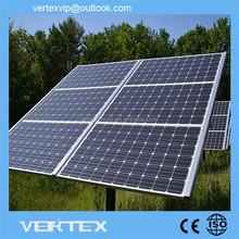 Alibaba Top Yuanchan Poly Photovoltaic PV 20W 180W Solar Panel Price 12V Nominal Voltage Con Panel Solar