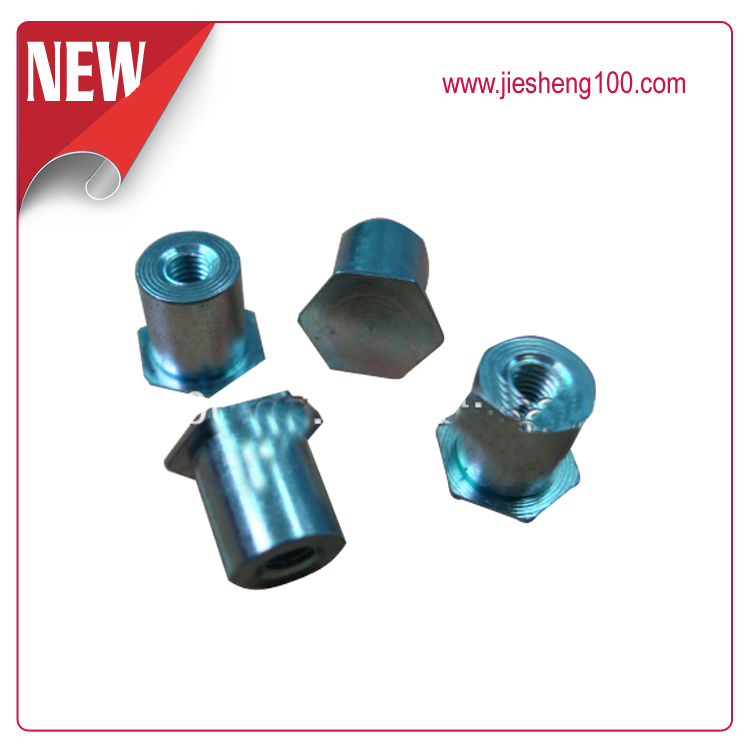 High Quality Blind Hex Nut Insert for Engine Case