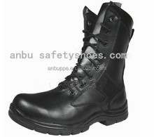 Tactical Police Military Boots with Zipper