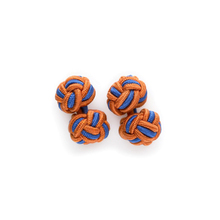 Hot selling high quality cheap colorful elastic mens bow knot cufflinks