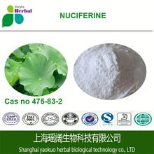 100% Pure Natural Herbal Lotus Leaf Extract/Nuciferine /lotus leaf powder/Blue Lotus Extract