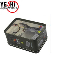 Accept Custome Order gift box and craft,toys,personal tool use samll metal box