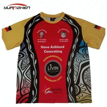 Pro team sublimated american football jersey uniform