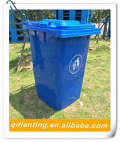 HDPE size of dustbin industrial garbage trash bin made in China