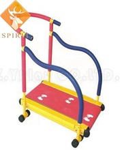 SPIRIT TUV proved Fun & Fitness Kids treadmill home baby gym