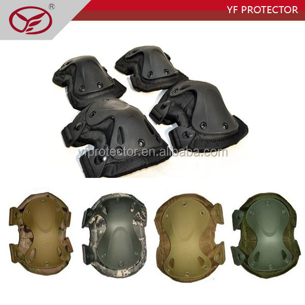 police military elbow and knee protector / body protector