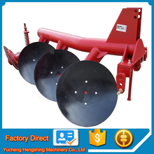 Farm machine banana pipe disc plough for tractor popular in Africa