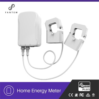 Z-wave 868.42MHz 908.42MHz 921.42MHz Smart Home Energy Meter