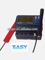 GSM/SMS/GPRS PLC,PLC&HMI,ideal solution for remote control& monitoring &alarming applications