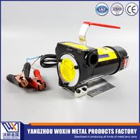 Portable cheap Cast iron electric oil transfer pumps