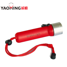 Best high beam mega light 10 watt YM-XQ-1 torch diving flashlight for outdoor