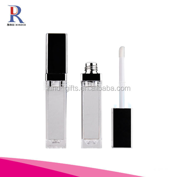 Wholesale Nice Custom Empty LED Lipgloss Tube Plastic Lipstick Tubes, Professional