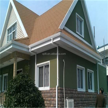 Comfortable and peaceful prefabricated wooden/steel villa/villa