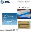 Eco-friendly medical grade silicone rubber for extruding