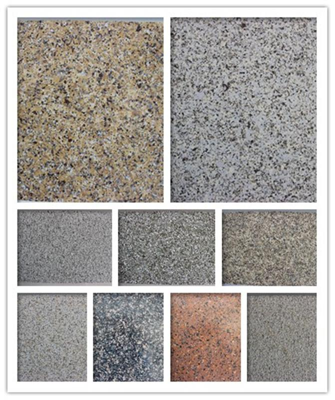 Brand new decorative stucco with great price