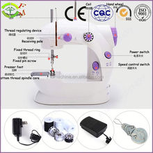 New design most popular portable leather sewing machine