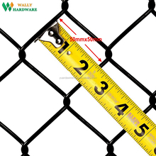 Best selling used sturdy and durable temporaru 14 gauge privacy slats for chain link fence post /vinyl coated chain link fenc
