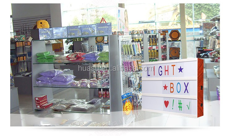 LED letter light box Little lovely light box