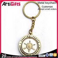 Promotion cheap epoxy&print keychain