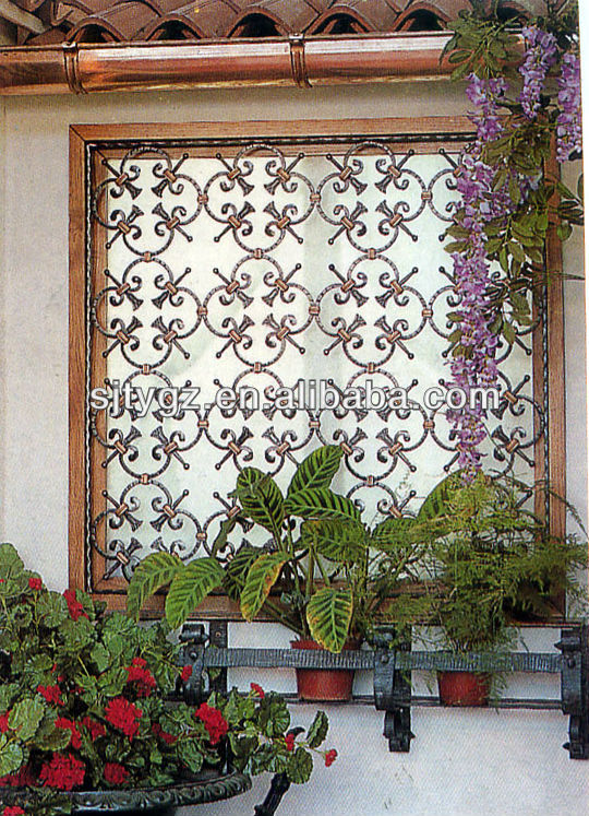 Iron window grill design metal window grills design product on alibaba - The Scrollwork Grille Buy Rotating Grill Metal Window