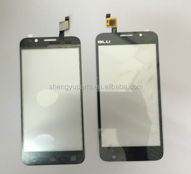 Wholesale Original New Touch For BLU Dash 5.0 D410 Digitizer Touch Glass Accept Paypal