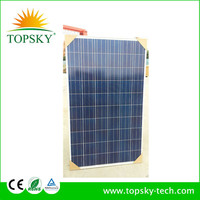 Photovoltaic pv solar panel / solar module 250W for 10KW / 20KW solar grid system at cheap price