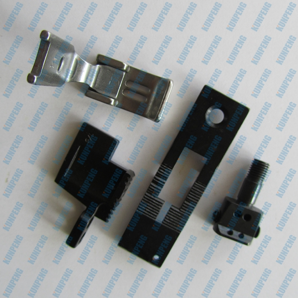 LT2-B872-5 1/8 gauge set sewing machine part for Brother industrial double needle sewing machine