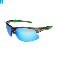 Ultralight Memorize Sport Sunglasses with multi-layer coating HD Lenses