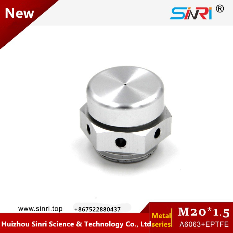 IP67 IP68 gas release safety valves stainless steel e-ptfe protective vent