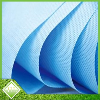 100% Polypropylene Nonwoven Fabric for surgical bed sheet