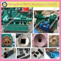 Large Capacity Professional Coal Powder Briquette Extruder Machine