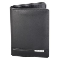 Cross Men's Genuine Leather Folded ID Card Case