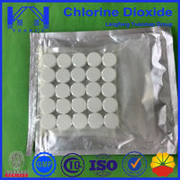 Public Agent of Chlorine Dioxide for Environment Disinfection