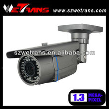 Wetrans Onvif 2.0 Fixed 6mm Lens Network Motion Activated Security Recordable Camera