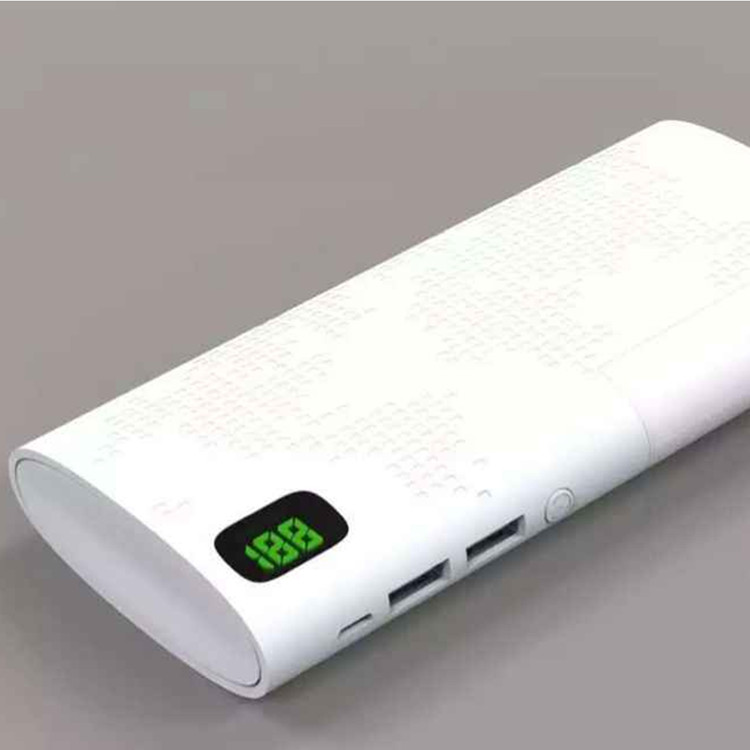 10000mah 50000mAh LED Power Bank Portable External LCD Battery Charger For Cell Phones