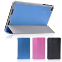 "New Products 2014 Innovative Products Wholesale 3Folio Flip 8.3"" Leather Tablet Case for Lenovo ThinkPad 8 with Stand Function"