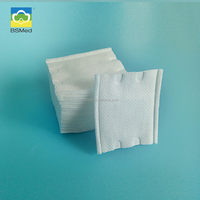 CE&ISO approved high quality square cotton pad