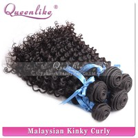 Adult hair accessories chinese kinky curly hair