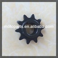 "10T 3/4"" #41 miniature chain and sprockets"