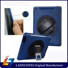 handheld case for ipad 2 3 4, 360 Degree Rotating Stand Smart Case Cover for iPad