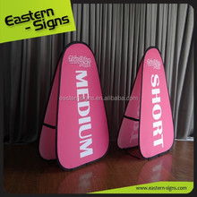 Vertical Collapsible Banner Stand Manufacture