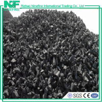 High Carbon Low Ash Content Metallurgical / Met Coke for Casting Copper Scrap