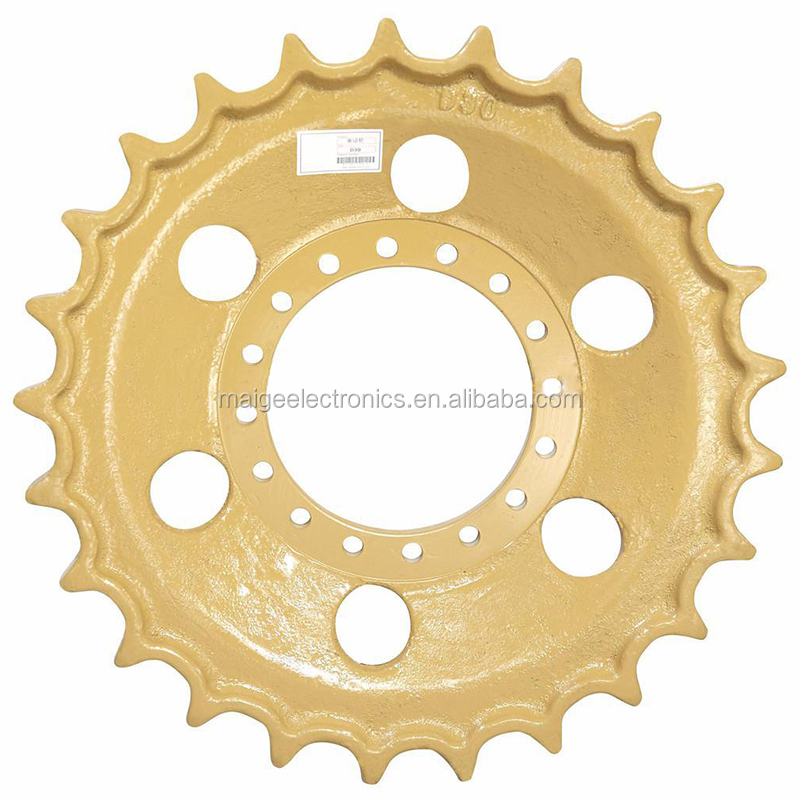 E225 E235 Excavator Undercarriage Parts Sprocket Drive Roller Chassis Parts for Caterpillar