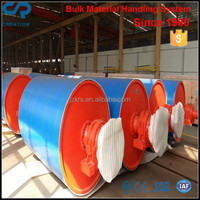 CE certificate dia 300mm to 2000mm belt pulley,belt conveyor pulley