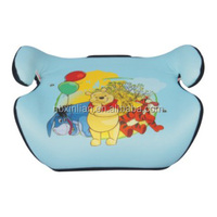 2016 America Printing Cartoon Design Hotsale Unique Baby Booster Car seat