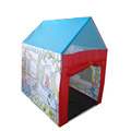 Hot Sale Fun DIY Kids Folding House Tent