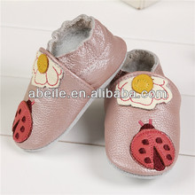 New Arrival cheap children shoes wholesale baby soft sole eather shoes kids high heel shoes